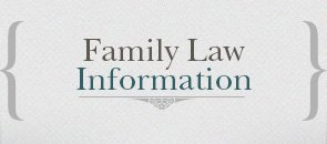 Family Law Information